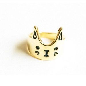 sale 3/$25⚡️NEW. boutique. Kitty cat ring